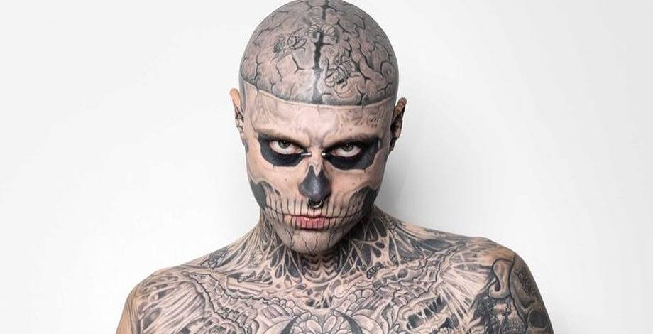 Montreal artist and model known as Zombie Boy dead at 32