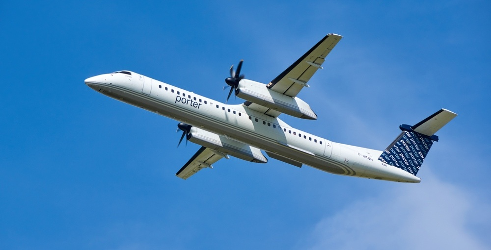 Porter Airlines and Aimia form new Aeroplan points partnership deal