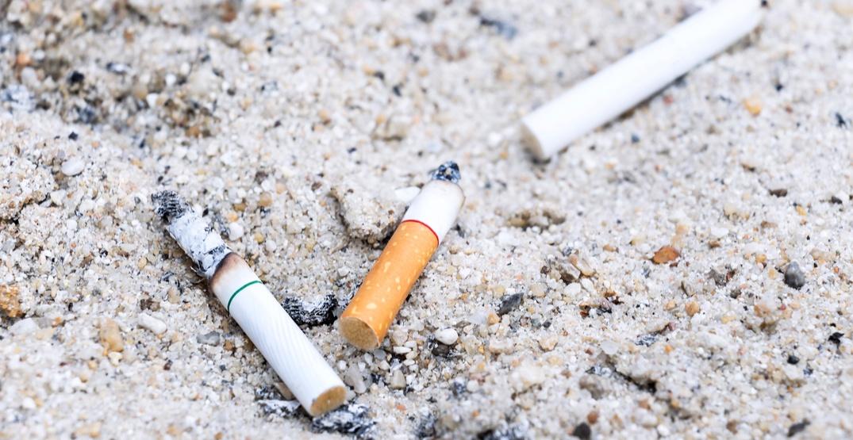 UBC study says cigarettes make up 50% of waste on BC shorelines