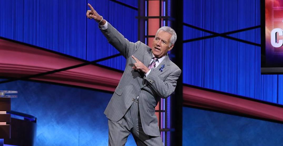 Alex Trebek suggests he could leave as host of Jeopardy! soon