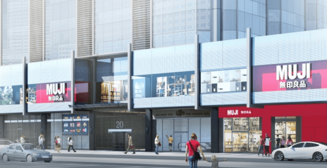 Largest MUJI flagship store outside of Asia to open in Toronto