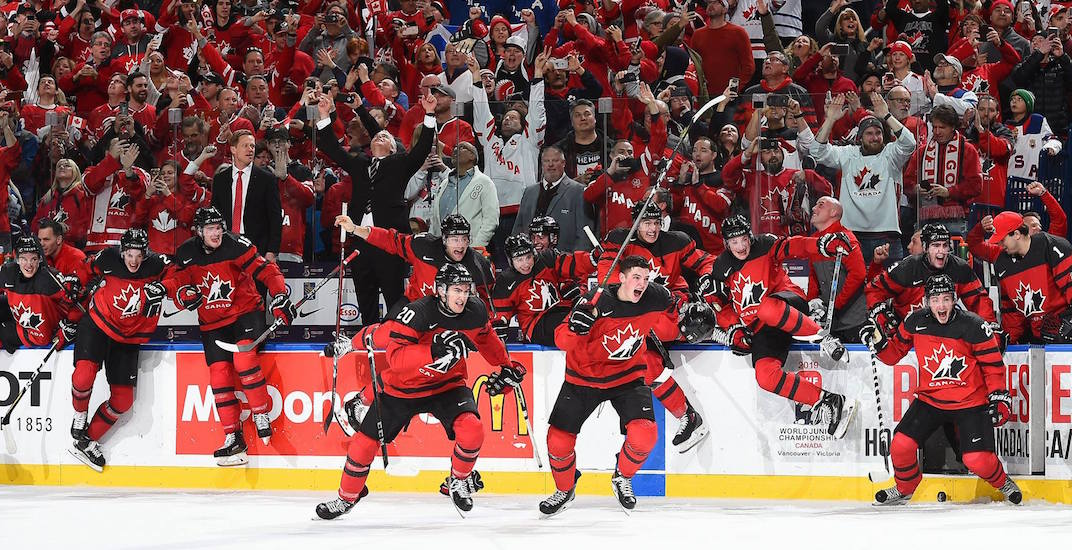 Canada world juniors