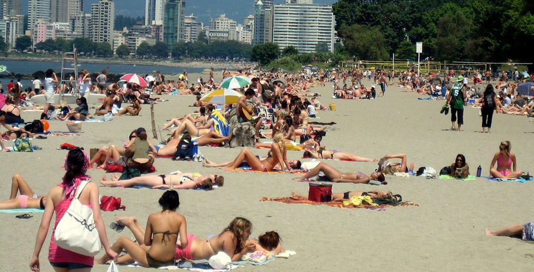 Metro Vancouver beaches reopen for swimming before long weekend