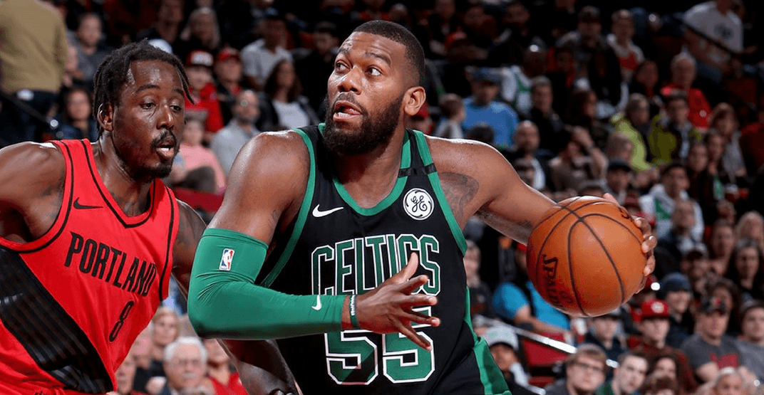 Report: Toronto Raptors sign free agent centre Greg Monroe