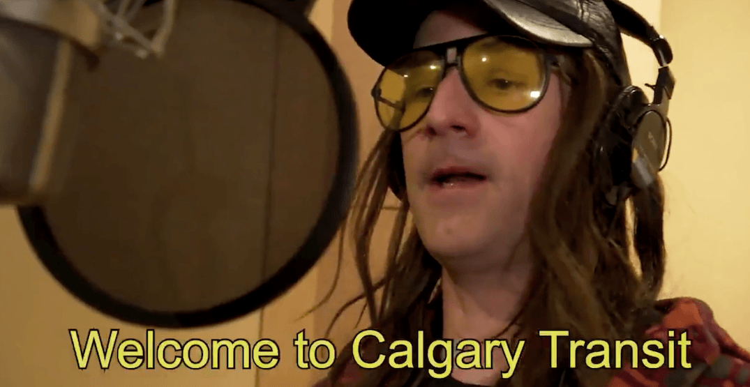 FUBAR's Terry Cahill wants to voice Calgary Transit instead of Seth Rogen (VIDEO)