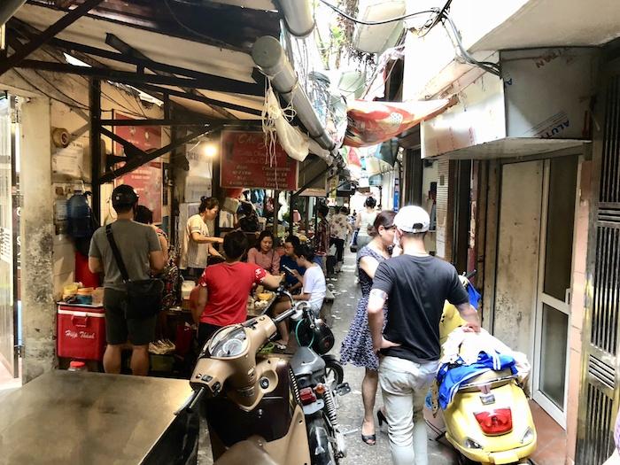 where to eat Hanoi Hong Kong