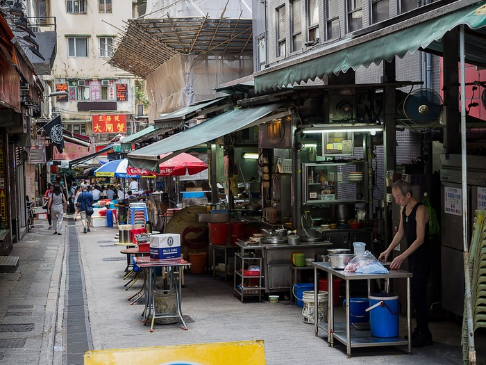 where to eat Hong Kong Hanoi