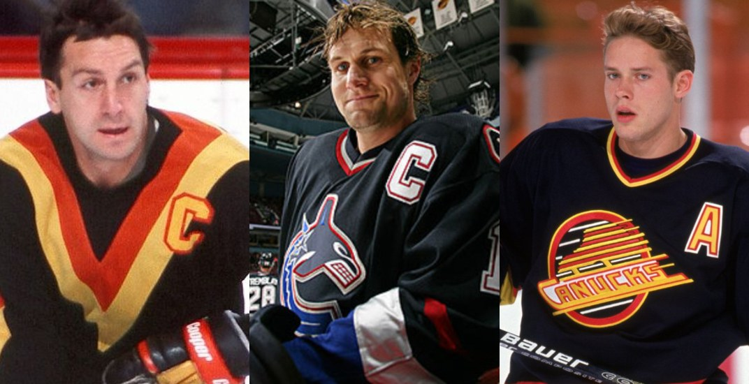 huge discount fe8c6 d6280 Canucks will wear one of their retro jerseys during 50th ...