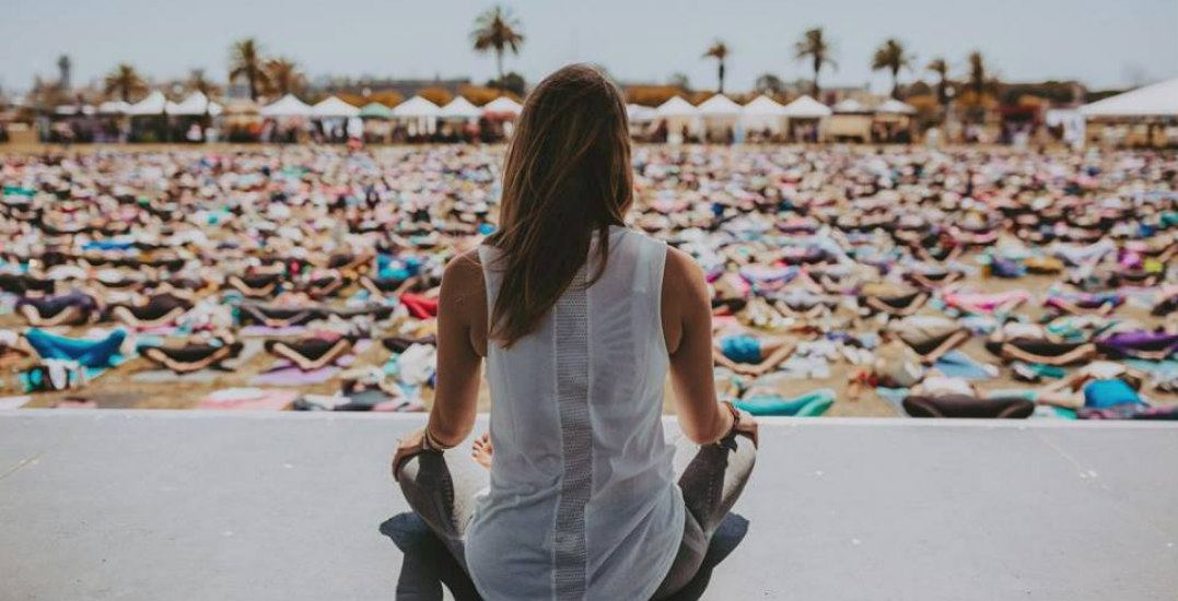Treat yourself to a summer wellness retreat by winning tickets to Wanderlust 108 Toronto