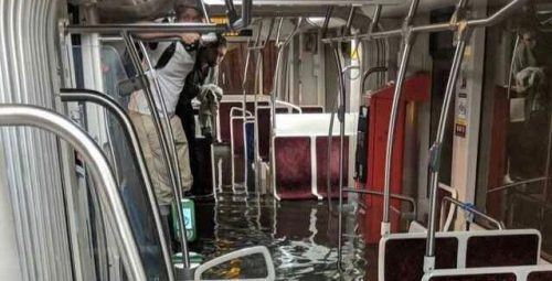 ttc flooding
