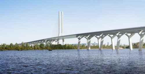 new Champlain Bridge