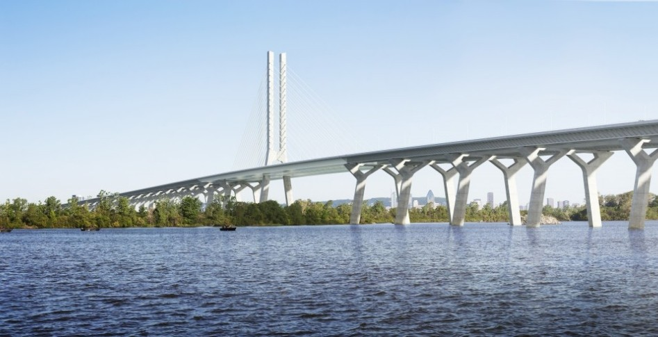 The new Champlain Bridge construction may also include a name change