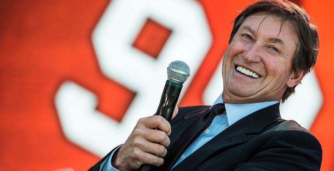 Wayne Gretzky named ambassador for pro hockey team in China