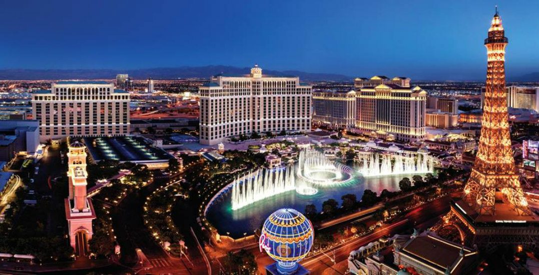 You can get return flights to Vegas for a fraction of what a new iPhone costs