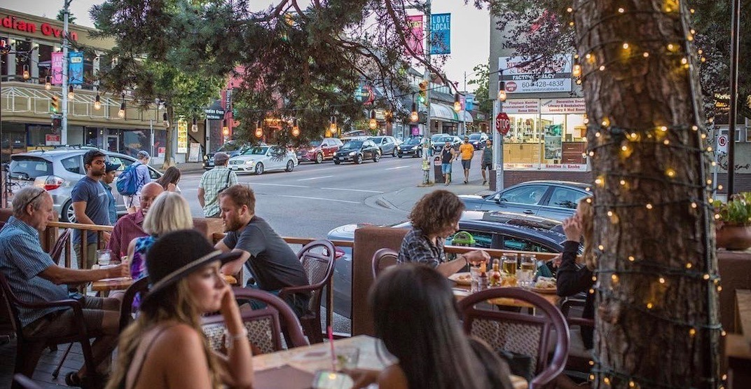 Cheap Patio Happy Hours In Vancouver To Hit Before The