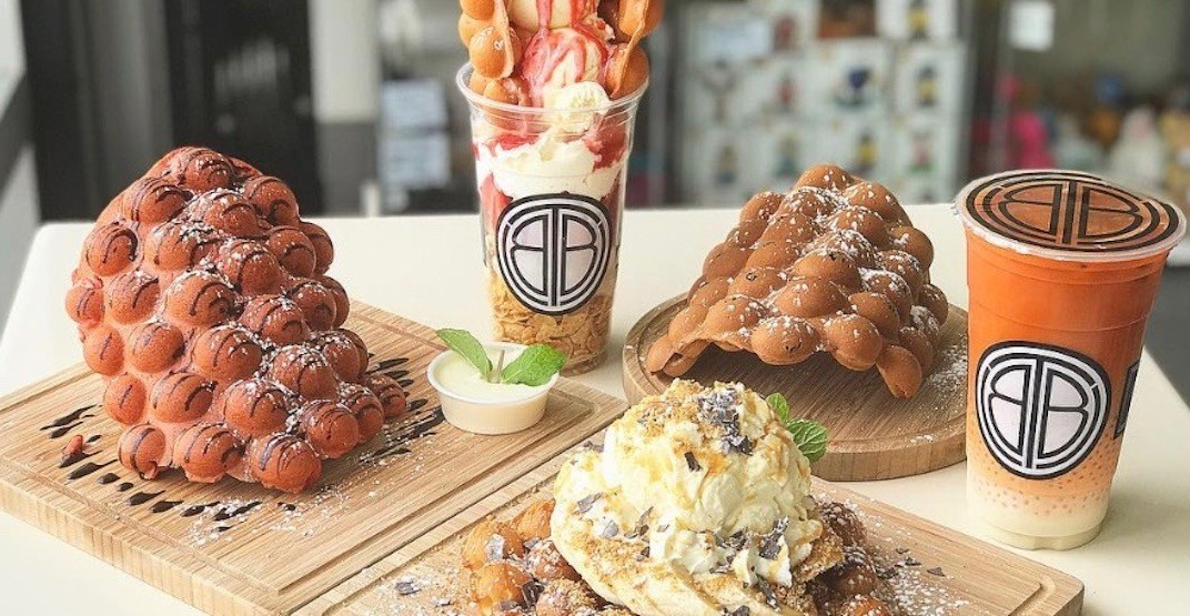 This popular bubble tea shop is opening a new location in Vancouver