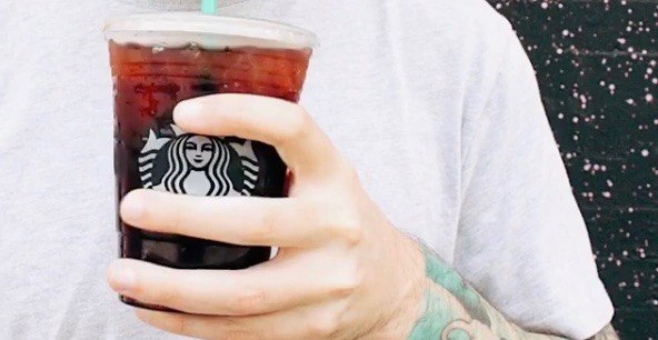 Starbucks is offering half-priced drinks during Happy Hour this week