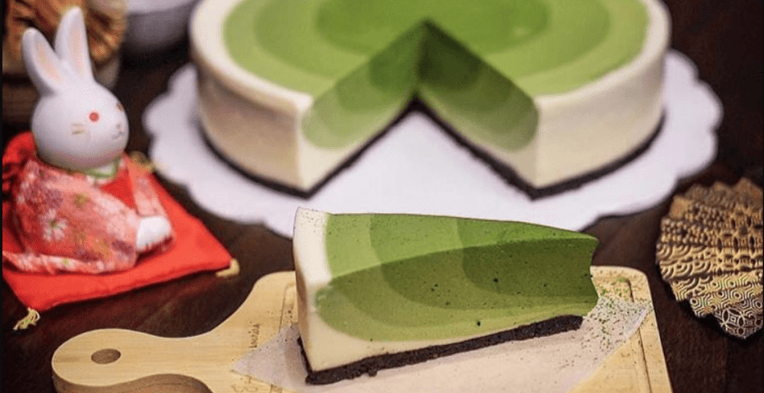 Amausaan Uji Matcha dessert house is opening its first Toronto location