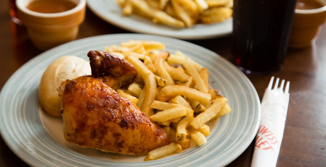 Americans are crossing the border to get their Swiss Chalet fix