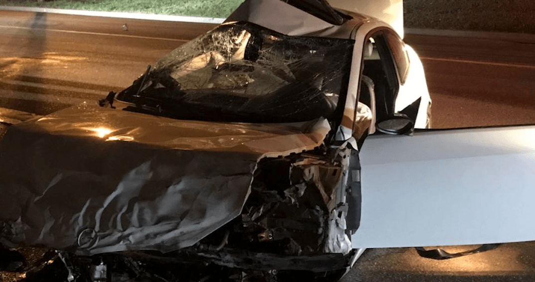 Police looking for witnesses of street racing crash in city's north end (VIDEO)
