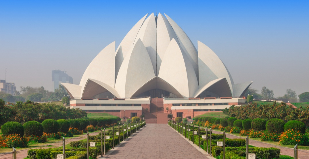 You can fly from Vancouver to New Delhi for $571 roundtrip this fall