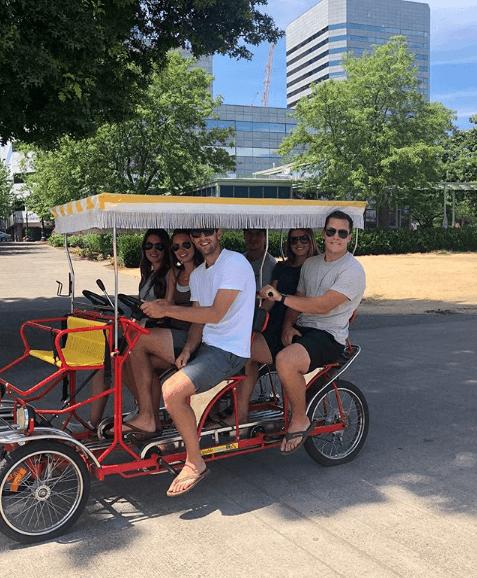 horvat sutter sbisa bike canucks