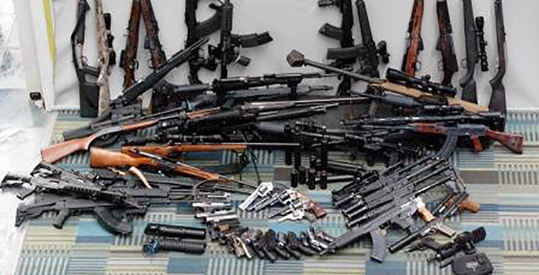 Cash For Cars Vancouver >> Weapons Drugs Cash And Cars Seized In Historic Vancouver