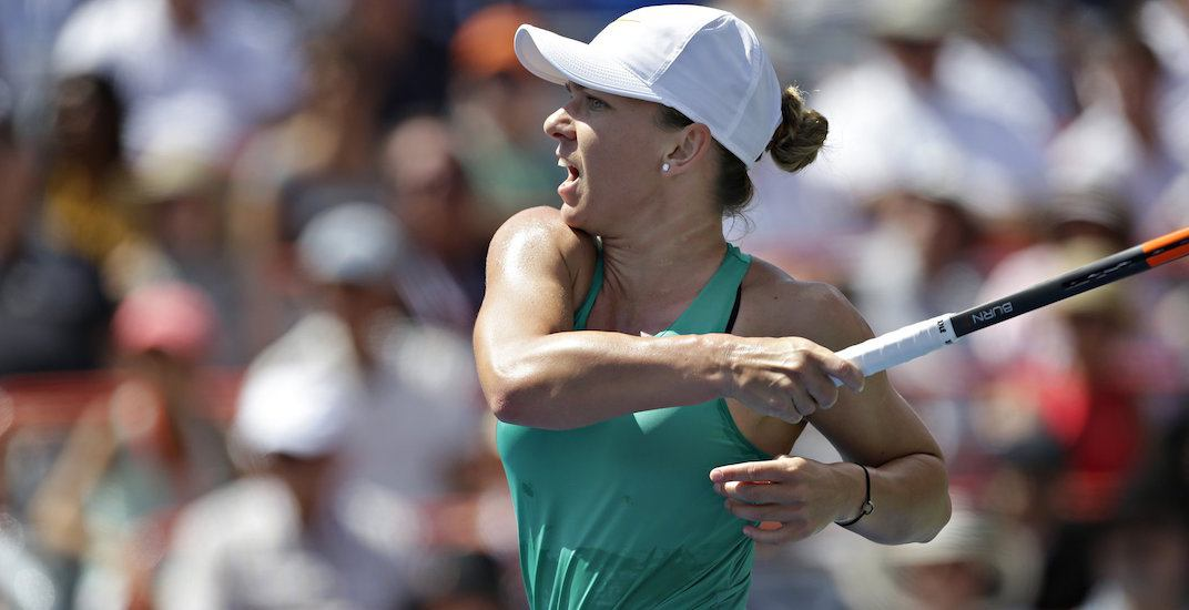 World No. 1 Simona Halep wins epic Rogers Cup final in Montreal