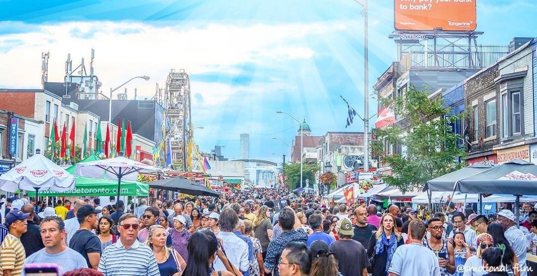 21 pics from Toronto's Taste of the Danforth street festival (PHOTOS)