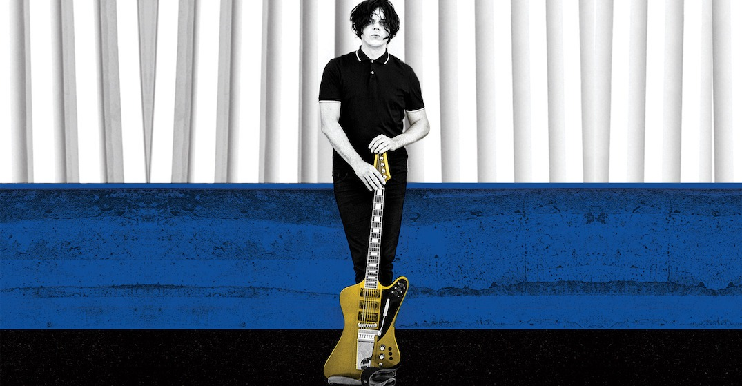 Jack White is coming to Calgary for a concert this fall