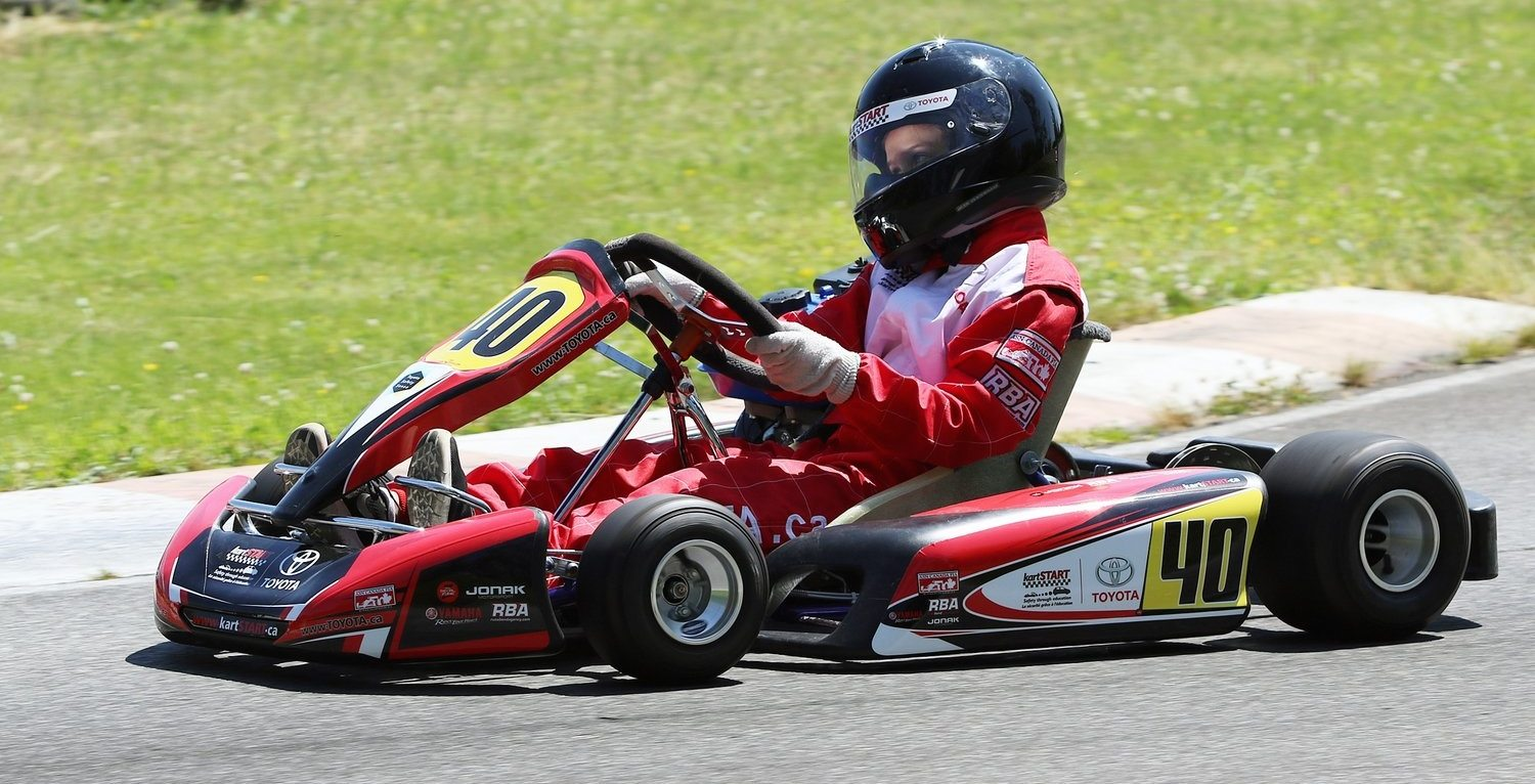 This national go-kart tour races towards Montreal this week