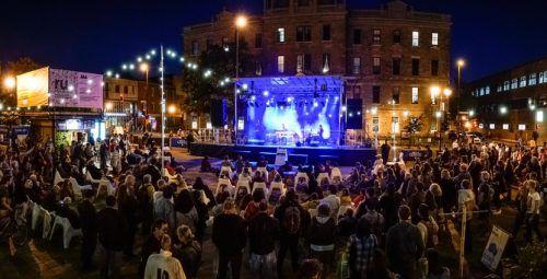 FREE urban street fair