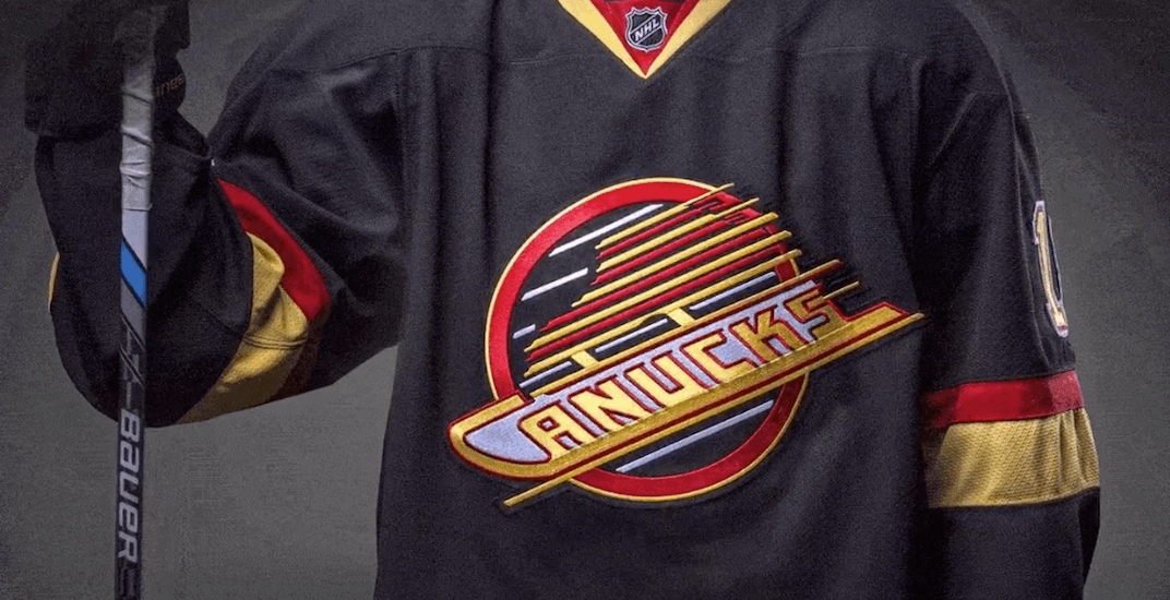 Canucks to wear their popular 1990s Skate jerseys again  bbb7a7c22