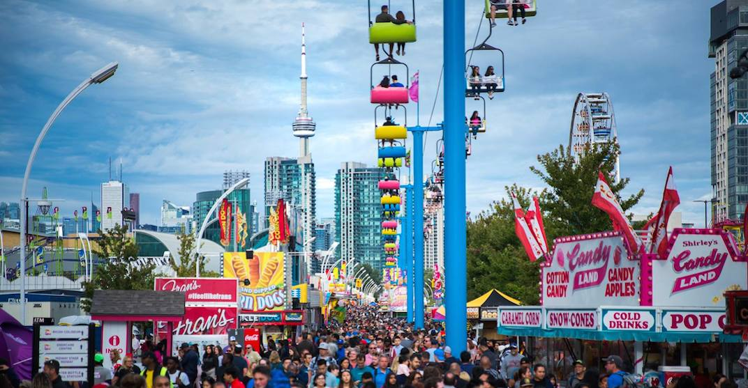 Cne attractions