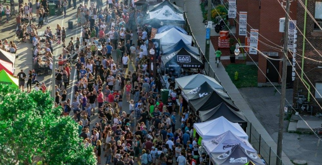 Leslieville Beer Festival is throwing a block party next weekend