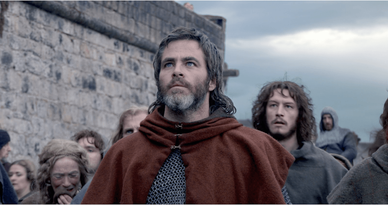 TIFF 2018: Chris Pine's period drama Outlaw King to open the festival