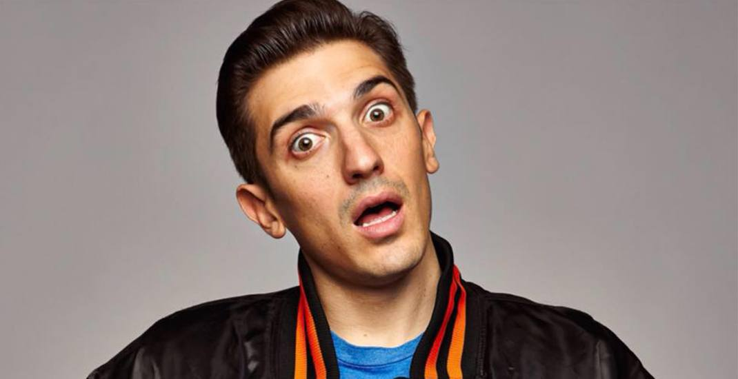 See comedian Andrew Schulz live in Vancouver this week (CONTEST)