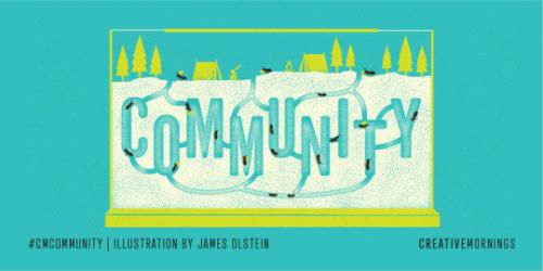 CreativeMornings Community