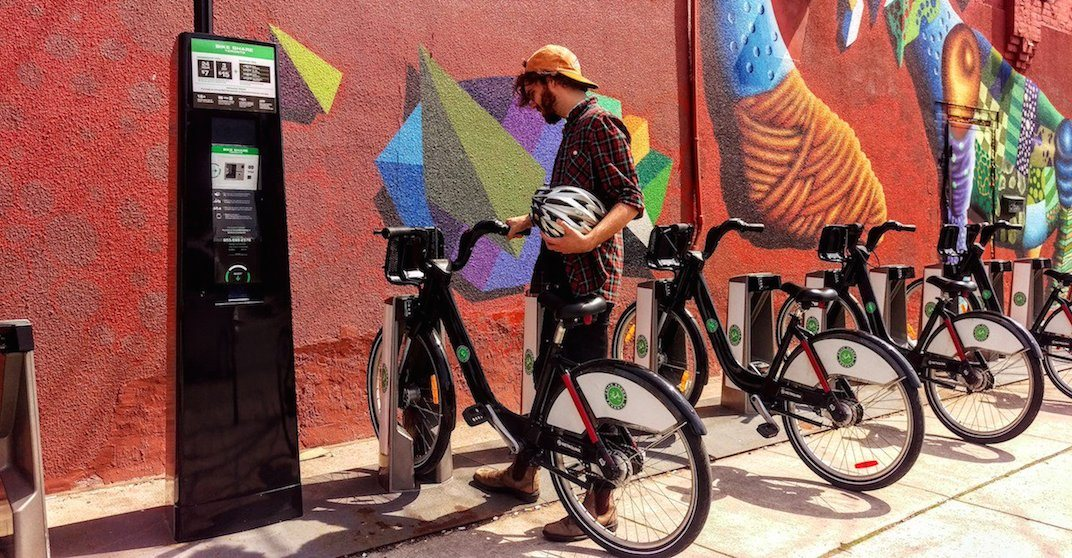 Bike Share Toronto expands its network by adding over 100 new stations