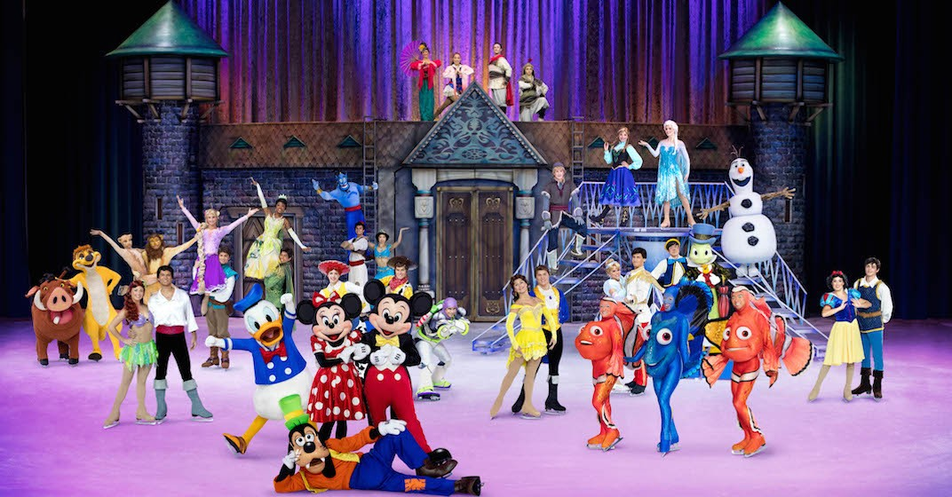 Disney On Ice will celebrate '100 Years of Magic' in Toronto this winter