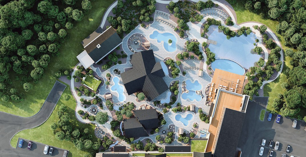 This is what the massive Nordik Spa opening near Toronto is going to look like (PHOTOS)