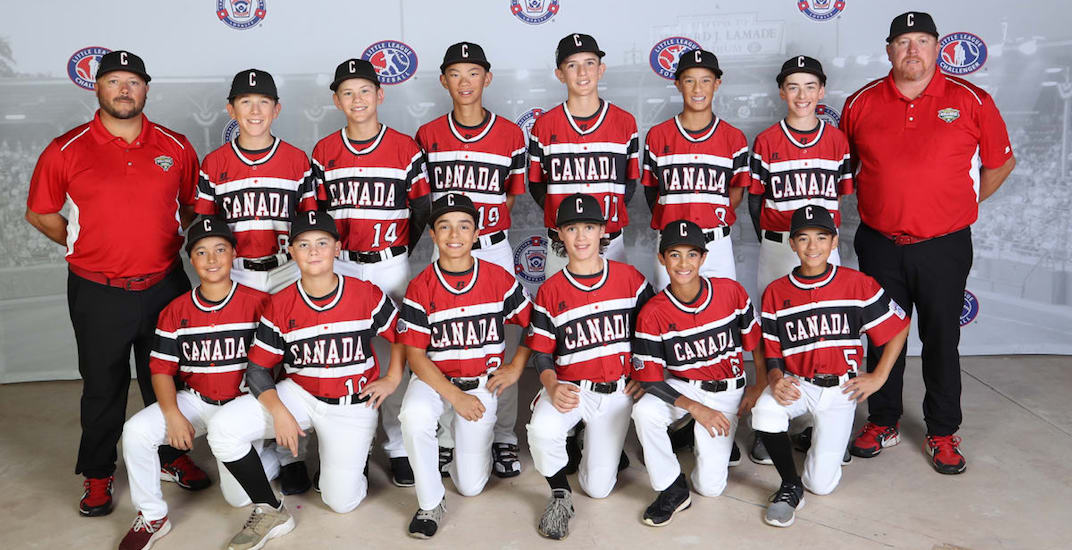Federal Government steps in to allow Canadian Little Leaguer to play in World Series