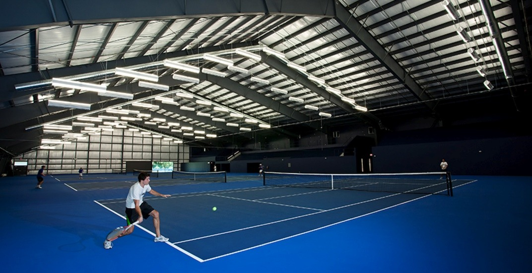 Huge 24-court Tennis Canada facility to be constructed in Burnaby