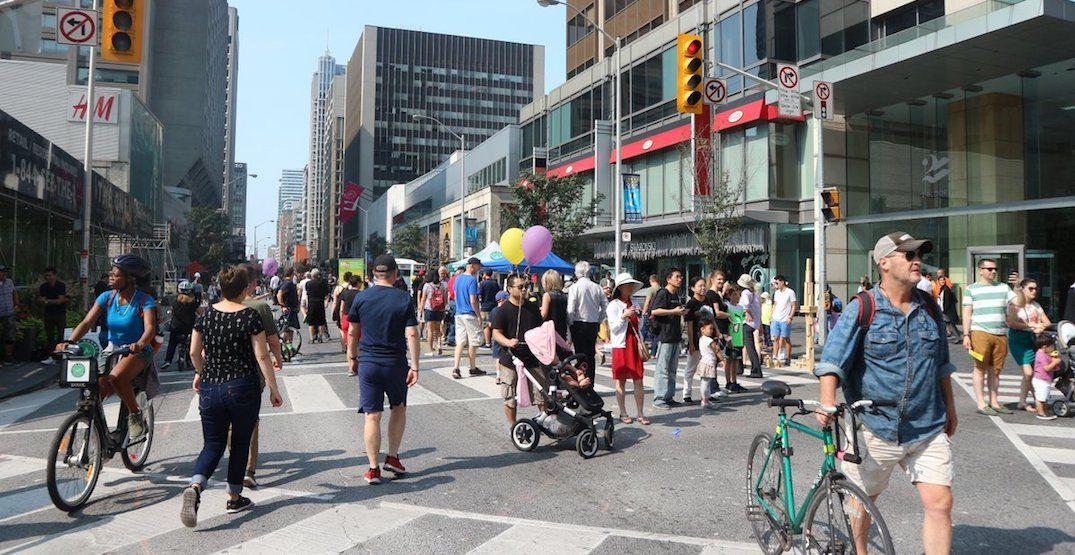 Every road closure in Toronto this weekend: August 17 to 19