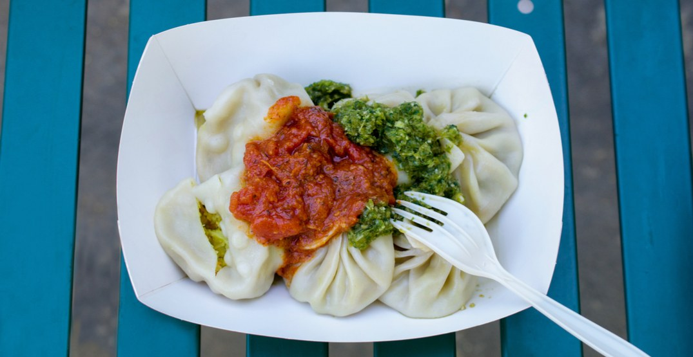 dumpling festival momos
