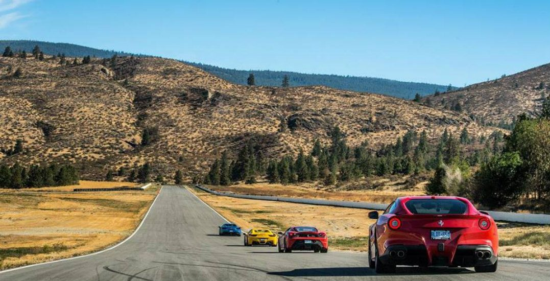 Rev up for an exclusive $700 driving experience on Canada's world-class racetrack