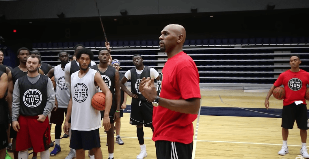 Raptors 905 is hosting open basketball tryouts in Toronto next month