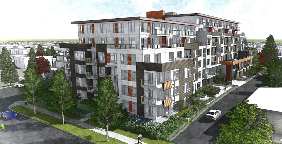 Vancouver council approves new Fraser Street redevelopment with 121 rental homes