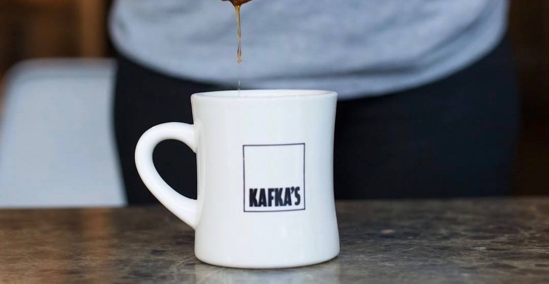 Kafka's Coffee is opening a third location in Gastown this fall