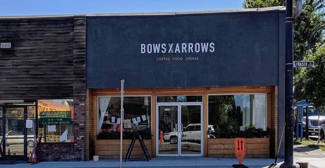 Bows X Arrows is officially closing its doors after this week